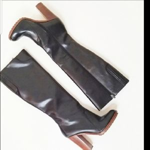 👢👢Arricci Evan Tall Helled Boots Sold Out